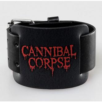 náramok Cannibal Corpse - Logo - RAZAMATAZ, RAZAMATAZ, Cannibal Corpse