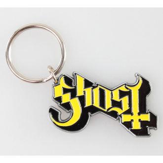 kľúčenka (prívesok) Ghost - Logo - RAZAMATAZ, RAZAMATAZ, Ghost
