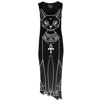 šaty dámske KILLSTAR - Bast - Black