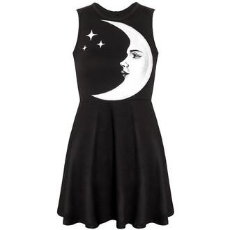 šaty dámske KILLSTAR - Moonchild - Black - KIL231