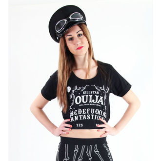 tričko dámske (top) KILLSTAR - Ouija Crop, KILLSTAR