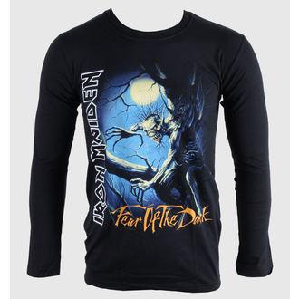 tričko pánske s dlhým rukávom Iron Maiden - Fear of The Dark, BRAVADO EU, Iron Maiden