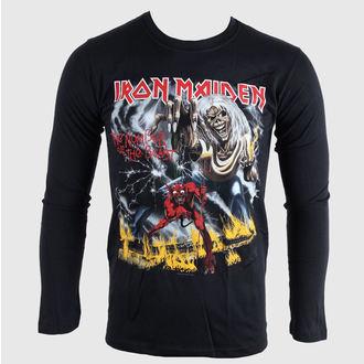 tričko pánske s dlhým rukávom Iron Maiden - NOTB - BRAVADO EU, BRAVADO EU, Iron Maiden