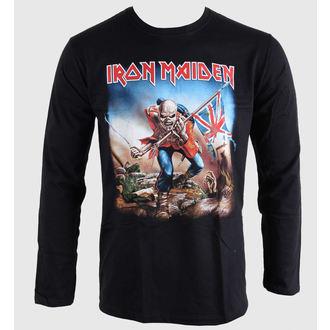 tričko pánske s dlhým rukávom Iron Maiden - Trooper - BRAVADO EU, BRAVADO EU, Iron Maiden