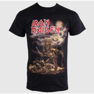 tričko pánske Iron Maiden - Sanctuary - Black - BRAVADO EU, BRAVADO EU, Iron Maiden