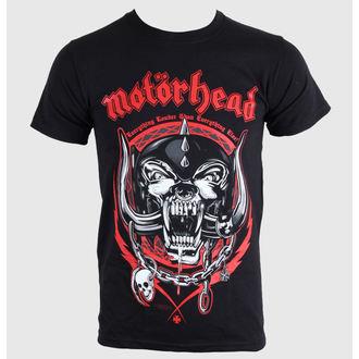 tričko pánske Motorhead - Lightning Wreath - Black - BRAVADO EU, BRAVADO EU, Motörhead