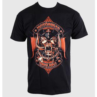 tričko pánske Motorhead - Orange - Black - BRAVADO EU, BRAVADO EU, Motörhead
