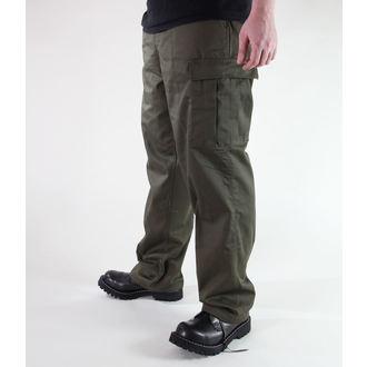 nohavice pánske MIL-TEC - US Ranger Hose - Oliv, MIL-TEC