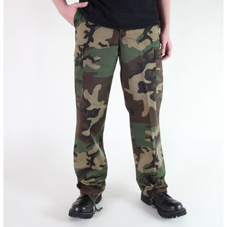 nohavice pánske MIL-TEC - US Ranger Hose - Woodland, MIL-TEC