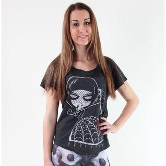 tričko dámske Akumu Ink - Black Widow - 6TW05