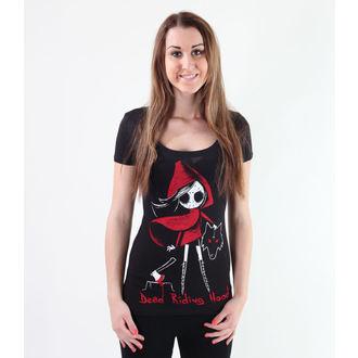 tričko dámske Akumu Ink - Dead Riding - 6TW01