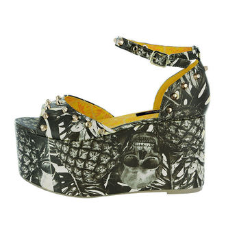 topánky dámske IRON FIST - Pineapple Express - White, IRON FIST
