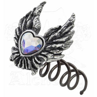 sponka do vlasov Heart of an Angel - ALCHEMY GOTHIC, ALCHEMY GOTHIC