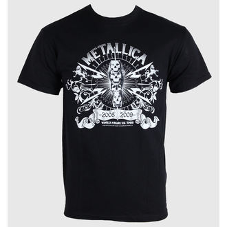 tričko pánske METALLICA - World Tour - META527, LIVE NATION, Metallica