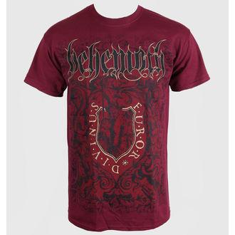 tričko pánske Behemoth - Furor Divinus Maroon - PLASTIC HEAD, PLASTIC HEAD, Behemoth