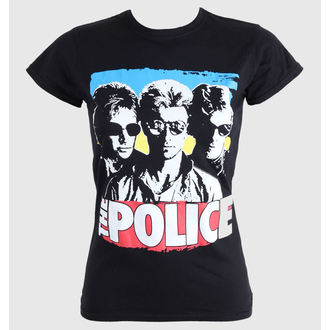 tričko dámske The Police - Greatest - PLASTIC HEAD, PLASTIC HEAD, Police
