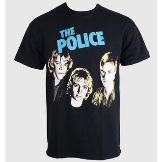 tričko pánske The Police - Outlandos D'amour - PLASTIC HEAD, PLASTIC HEAD, Police