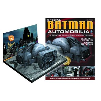 dekorácia , automobil Batman - The Dark Knight - Special Tank, NNM