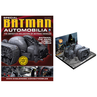 dekorácia , automobil Batman - The Dark Knight - Special Tank