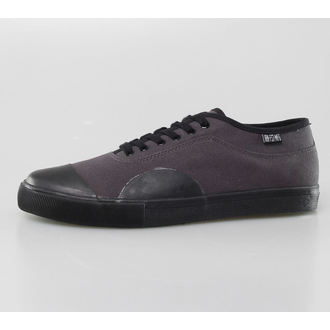 topánky pánske IRON FIST - York Charcoal Overdye - Black