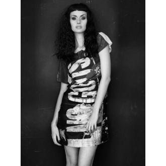 tričko dámske (tunika) DISTURBIA - Nogods, DISTURBIA