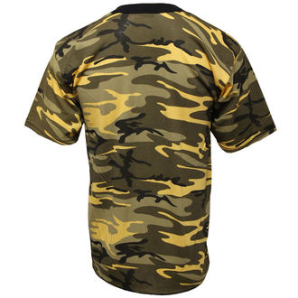 tričko maskáčovej, NNM