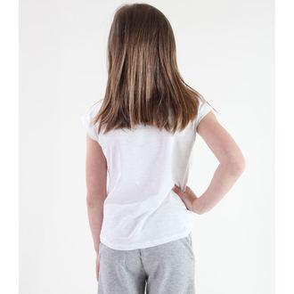 tričko dievčenská Monster High - White, TV MANIA