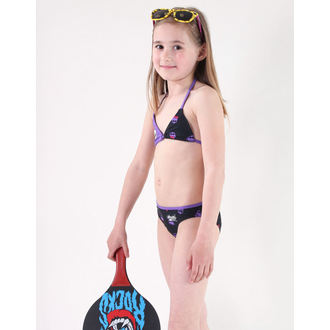plavky dievčenská TV MANIA - Monster High - Black, TV MANIA