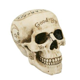 lebka (dekorácia) - Ouija divination skull - 766-7057