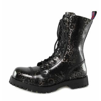 topánky NEVERMIND - 10 dierkové - Roldana Grey, NEVERMIND