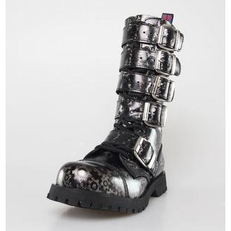 topánky NEVERMIND - 14 dierkové - Roldana Grey, NEVERMIND