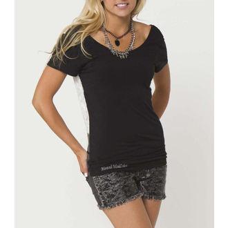 tričko dámske (top) METAL MULISHA - LEIA, METAL MULISHA