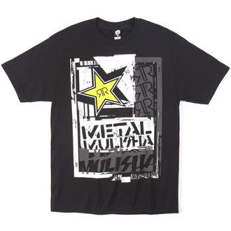 tričko pánske METAL MULISHA - POST - BLK
