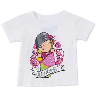 tričko detské (dievčenská ) METAL MULISHA - CUPCAKE, METAL MULISHA