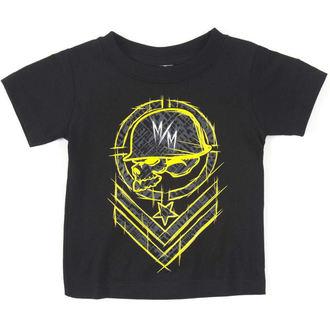 tričko detské ( chlapčenské ) METAL MULISHA - SHRED, METAL MULISHA