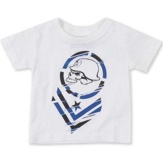 tričko detské ( chlapčenské ) METAL MULISHA - MISFIT, METAL MULISHA