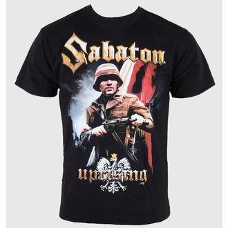 tričko pánske Sabaton - Uprising - Black, CARTON, Sabaton