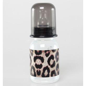 detská fľaša (125 ml) ROCK STAR BABY - Leopard, ROCK STAR BABY