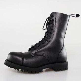 topánky ALTER CORE - 10dírkové - Black