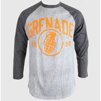 tričko pánske s dlhým rukávom - GRENADE - 2000, GRENADE
