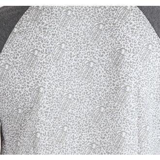 tričko pánske s dlhým rukávom - GRENADE - 2000