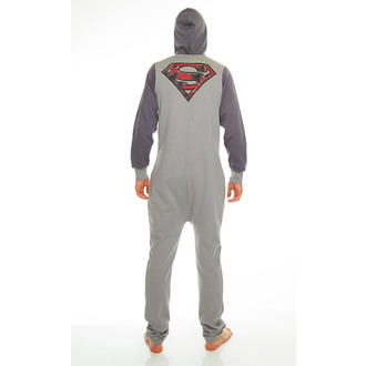 overal Superman - Grey