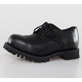 topánky ALTER CORE - 3dírkové - Black, ALTERCORE