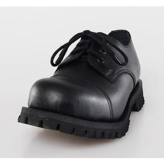 topánky ALTER CORE - 3dírkové - Black - 550