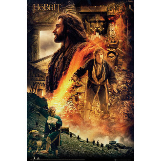 plagát The Hobit - Desolation of Smaug Fire, GB posters
