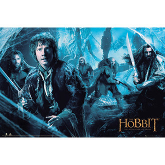 plagát The Hobit - Desolation of Smaug Mirkwood - GB posters - FP3217