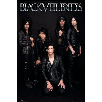 plagát Black Veil Brides - Band - GB posters, GB posters, Black Veil Brides