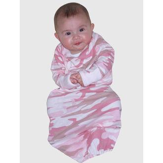 overal na spanie detský ROTHCO - INFANT PC - PINK CAMO, ROTHCO