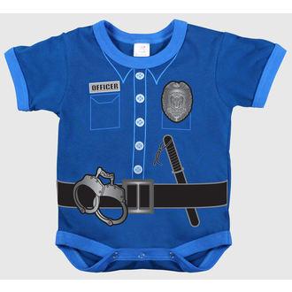 body detské ROTHCO - POLICE UNIFORM - NAVY, ROTHCO