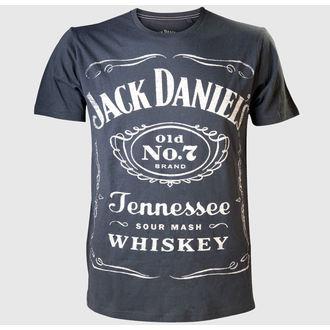 tričko pánske Jack Daniels - Reversible Printed, JACK DANIELS